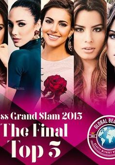 Người đẹp bị trao nhầm vương miện lọt Top 5 mỹ nhân thế giới