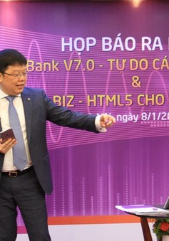 TPBank ra mắt phiên bản ngân hàng điện tử