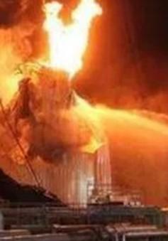 Trung Quốc: Nổ tại nhà máy điện, ít nhất 21 người thiệt mạng