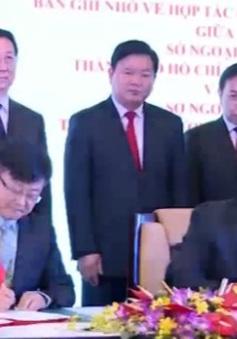 Thúc đẩy hợp tác giữa TP.HCM và Thượng Hải (Trung Quốc)