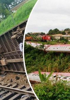 Tai nạn tàu hỏa tại Cameroon: Ít nhất 70 người thiệt mạng, hơn 600 người bị thương