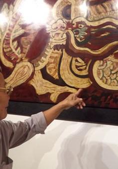 """Ồn ào trong triển lãm """"Những bức tranh trở về từ châu Âu"""""""