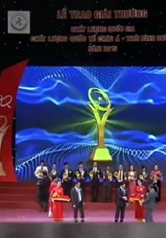 Trao giải thưởng Chất lượng Quốc gia cho 77 doanh nghiệp