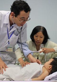 Khánh Hòa: Trẻ nhập viện vì tiêu chảy cấp tăng cao