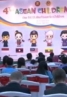 Diễn đàn trẻ em ASEAN thảo luận 4 chủ đề