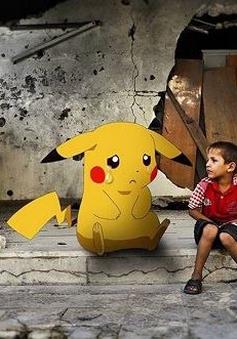 Trẻ em Syria dùng Pokemon Go kêu cứu