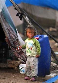 1 triệu trẻ em tị nạn Syria không được đến trường