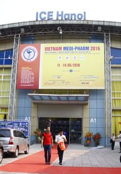 Hàng trăm DN nước ngoài tham gia Triển lãm quốc tế chuyên ngành Y dược lần thứ 23