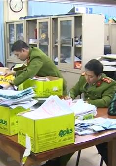 Triệt phá đường dây mua bán hóa đơn bất hợp pháp tinh vi tại Hà Nội