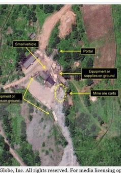 Hàn Quốc, Mỹ, Nhật Bản đề nghị HĐBA LHQ họp khẩn vụ Triều Tiên thử hạt nhân