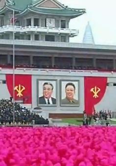 Diễu binh quy mô lớn tại Triều Tiên