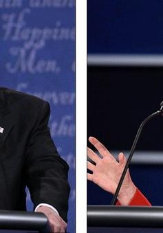 Donald Trump và Hillary Clinton tranh luận những vấn đề gì?
