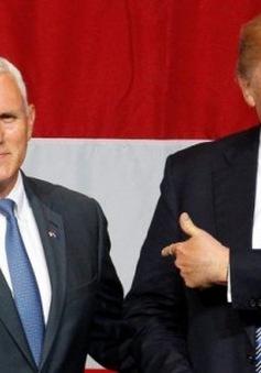 Liên danh Trump – Pence - Bộ đôi hoàn hảo của đảng Cộng hòa