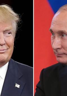 Tổng thống Nga chúc mừng Giáng sinh Tổng thống đắc cử Mỹ