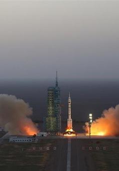 Trung Quốc phóng thành công tàu vũ trụ Thần Châu 11