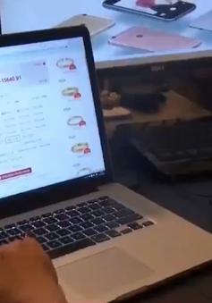 Người dân Trung Quốc nghiện mua sắm qua mạng