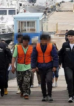 Hàn Quốc triệu Đại sứ Trung Quốc phản đối vụ đụng độ trên biển