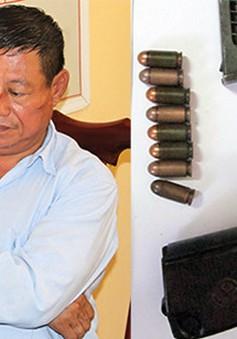 An Giang khởi tố Trung tá Công an Campuchia bắn chết người