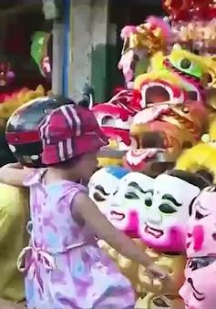 Thị trường đồ chơi Trung thu tại Huế: Hàng Việt chiếm ưu thế