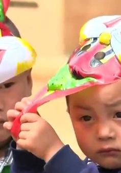 Tết Trung thu đặc biệt của trẻ em vùng cao Sơn La
