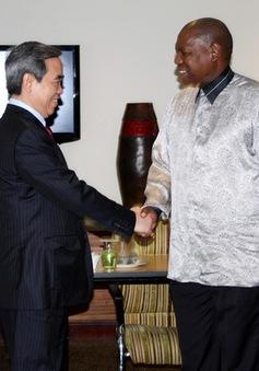 Tăng cường hợp tác Việt Nam - Nam Phi