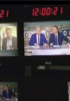 Các công ty tư nhân Hy Lạp đấu thầu kênh truyền hình quốc gia