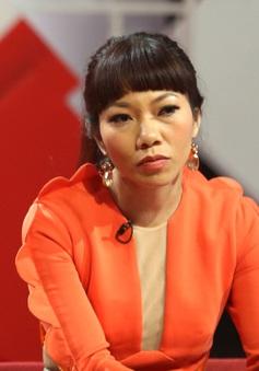 """Trần Thu Hà: """"Danh hiệu diva không phù hợp với tôi"""""""