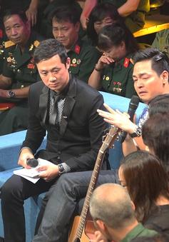 Giai điệu tự hào: MC Phan Anh bật khóc vì sự hy sinh của những người lính