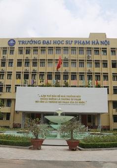 Điểm chuẩn vào Đại học Sư phạm Hà Nội năm 2019 tăng mạnh