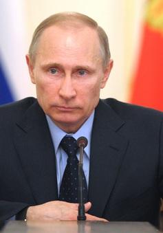 Tổng thống Nga Putin lần đầu nhận thư từ Thổ Nhĩ Kỳ sau vụ Su-24 bị bắn hạ