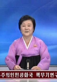 Triều Tiên tuyên bố thử thành công đầu đạn hạt nhân