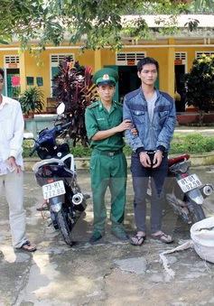 Quảng Trị bắt đối tượng mua bán, vận chuyện số lượng lớn thuốc nổ