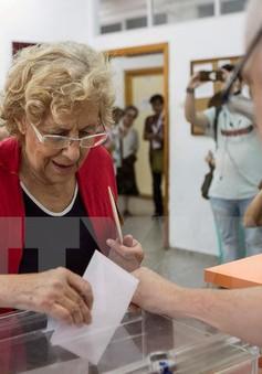 Tây Ban Nha bắt đầu tổng tuyển cử lần 2