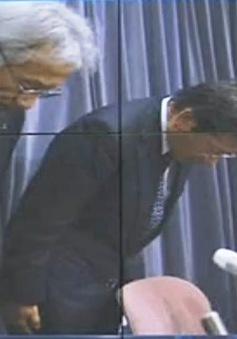 Lãnh đạo Mitsubishi từ chức vì bê bối gian lận khí thải