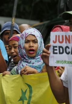 Tổng thống Philippines phản đối thỏa thuận quốc phòng EDCA với Mỹ