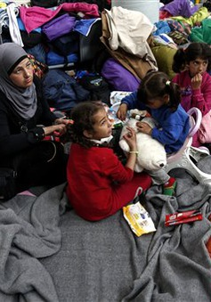 Thổ Nhĩ Kỳ xây 2 trung tâm tiếp nhận người di cư bị trả lại