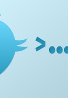 Twitter sẽ loại bỏ một phần giới hạn 140 ký tự