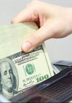 Tỷ giá trung tâm tiếp tục giảm 7 đồng