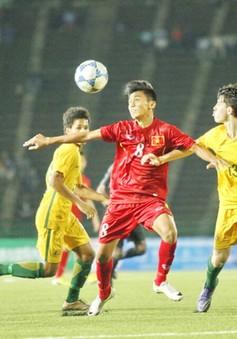 VIDEO: Xem lại trận chung kết U16 Việt Nam 3-3 (3-5 pen) U16 Australia