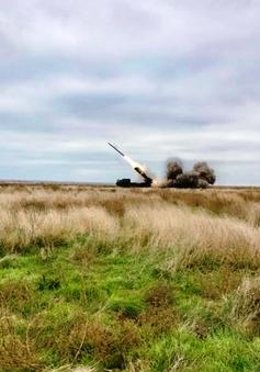 Ukraine bắn thử tên lửa mới