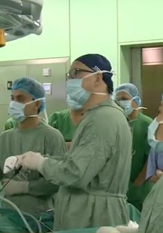 Việt Nam sử dụng kỹ thuật mới trong điều trị ung thư đại trực tràng