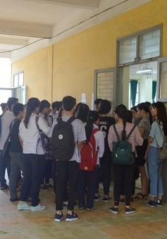 Nhiều trường nhóm GX có thể không xét tuyển bổ sung