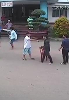 Xác định băng nhóm truy sát nhau tại bệnh viện ở Đồng Nai