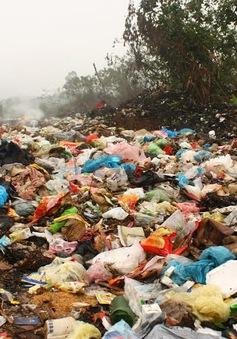 Bãi rác ô nhiễm tồn tại suốt 3 năm, người dân Hà Tĩnh khốn khổ