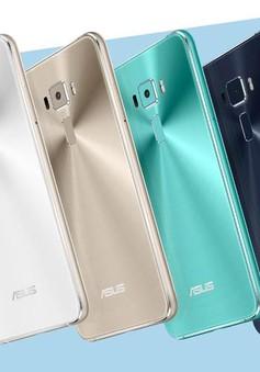 ASUS ZenFone 3 chính thức lên kệ tại Việt Nam