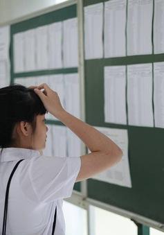 Trường đại học phía Nam đầu tiên công bố điểm thi