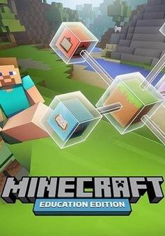 """Trải nghiệm """"học nhập vai"""" trong Minecraft phiên bản Giáo dục"""