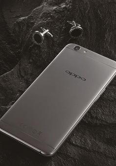 Oppo F1s ra mắt phiên bản màu đen xám với số lượng giới hạn