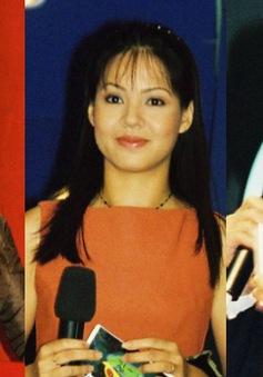 Hình ảnh hiếm về các MC nổi tiếng thời đầu của VTV3