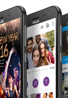 ASUS ra mắt ZenFone Zoom tại Việt Nam với giá 13.490.000 VNĐ